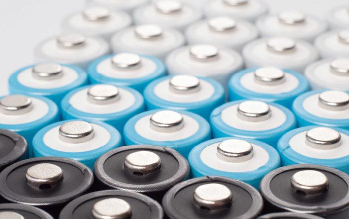 électrochimie des batteries